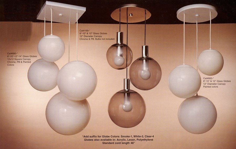factory price 27ded ed429 Multi-Globe Pendant Lighting